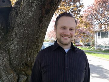 Craig Stensrud, Killam Graduate Teaching Assistant Award 2019-2020