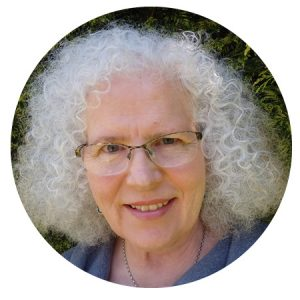Headshot of Professor Ina Biermann.