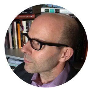 Headshot of Professor Richard Cavell.